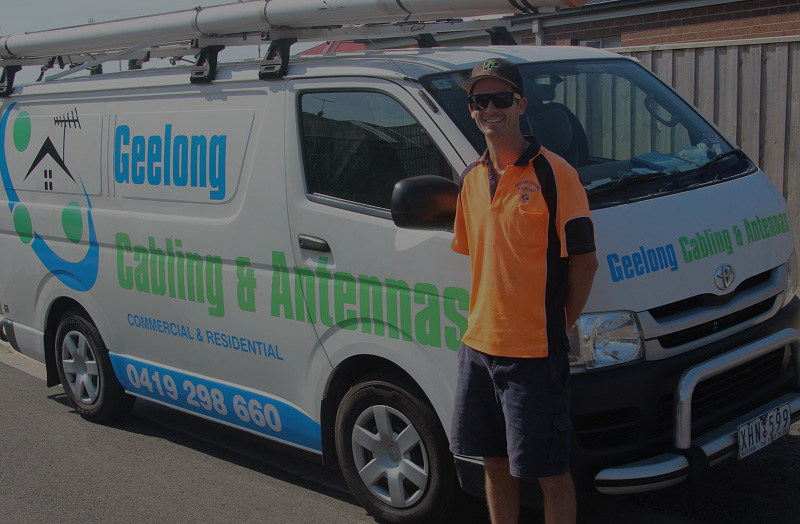Ash Pyle from the best antenna companies in Geelong